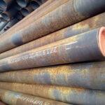 Трубы газлифтные ТУ 14-3р-1128-2007, 14-3-1128-2000, 14-159-1128-2008 сталь 09г2с