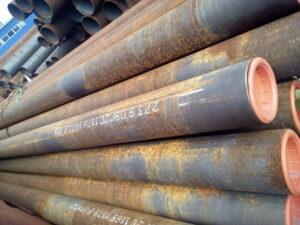 Труба газлифтная 273*8 ТУ-14-3Р-1128-2007 09Г2С в Екатеринбурге