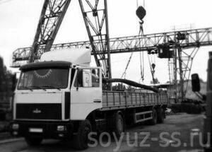 Доставка металлопроката в Екатеринбурге